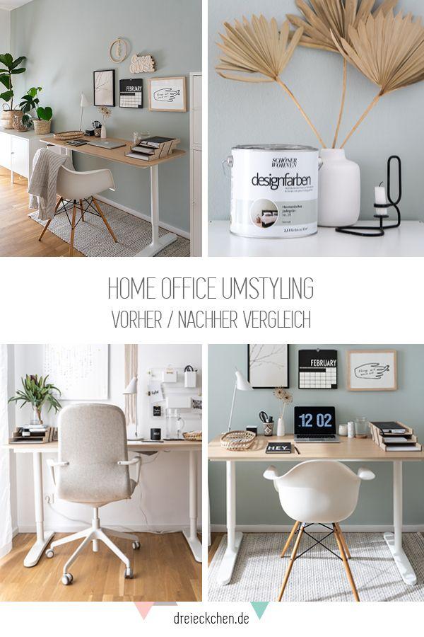 Home Office Umstyling In 2020 Zimmer Einrichten Jugendzimmer Arbeitszimmer Einrichten Gastezimmer Einrichten