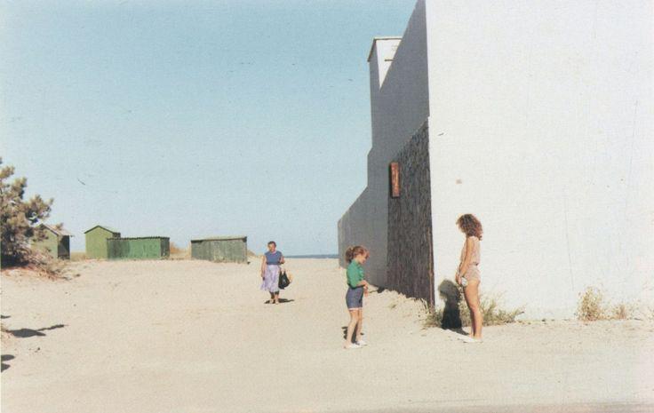Luigi Ghirri, Marina di Ravenna, 1987