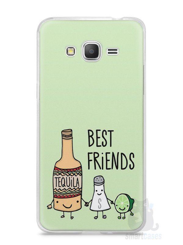 Capa Samsung Gran Prime Tequila, Sal e Limão - SmartCases - Acessórios para celulares e tablets :)