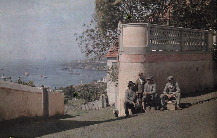 Madeira Photo | As fotos de Wilhelm Tobien de 1934