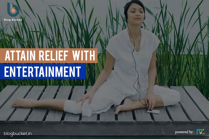 Attain Relief With Entertainment. Read more about on entertaining things on http://blogbucket.in/entertainment/