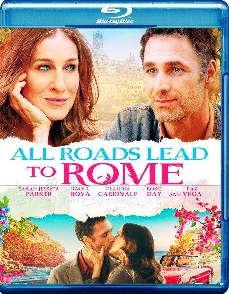 Римские свидания / All Roads Lead to Rome (2015/BDRip/HDRip)  Пытаясь оградить дочь от ошибки всей её жизни (девушка пытается взять на себя вину любимого, которого судят за наркотики), разведёнка Мэгги привозит дочь на каникулы в итальянскую глушь, в которой сама часто проводила время в молодости. Здесь Мэгги встречает Луку, в которого она была влюблена двадцать лет назад, но предпочла его, как ей казалось, более надёжному американцу. Пока Мэгги и Лука выясняют отношения, дочь Мэгги под…