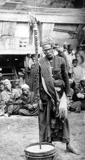 datu batak  Datu adalah orang yang pandai dalam membuat ramu-ramuan. Dikemudian hari daru menjadi datuk atau datok.
