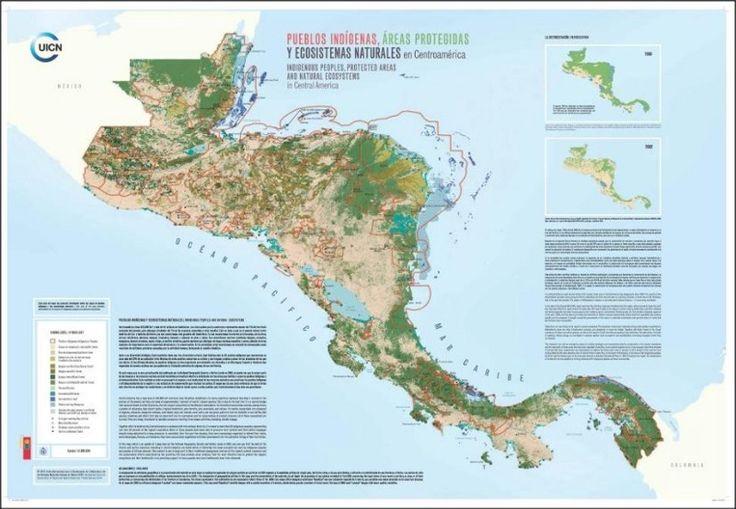 Resultado de imagen para areas protegidas de guatemala mapa