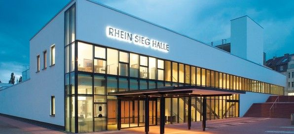 Rhein-Sieg-Halle - Top 20 Firmenevent Locations in Köln #firmen #event #location #top #20 #in #köln #veranstaltung #organisieren #eventinc #beliebt #business #party