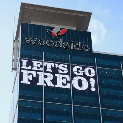 Another sign that Perth has joined Freo as Dockers land
