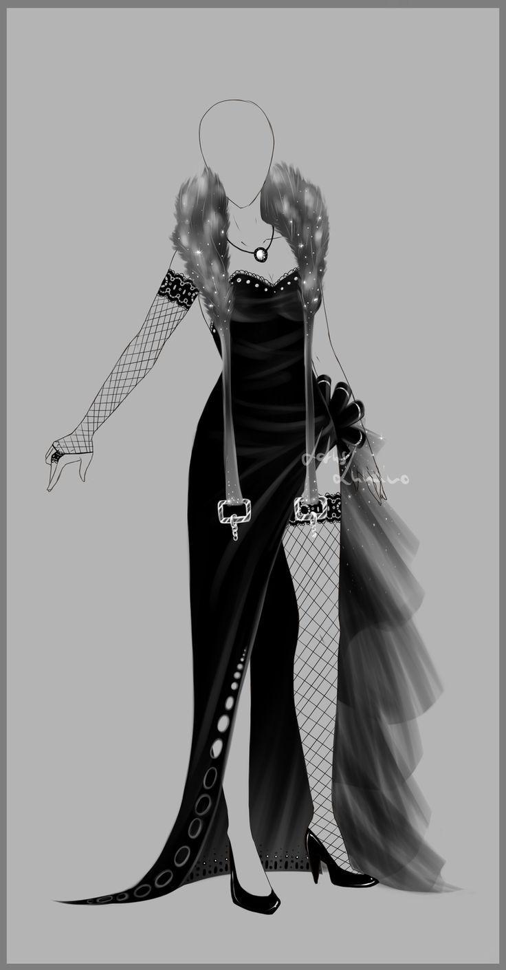 Outfit design - 81 - closed by LotusLumino.deviantart.com ...