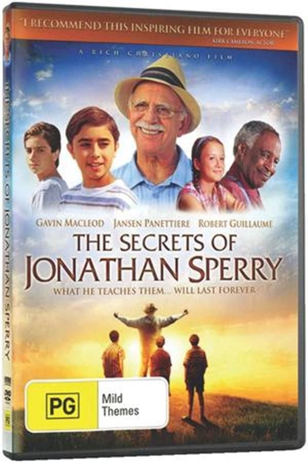 DVD The Secrets Of Jonathan Sperry / Various   WORD Bookstores