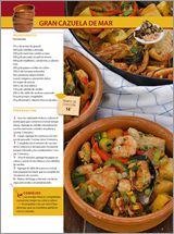 Cazuela de mar - Cocina al #DISCO de ARADO N°01 - 2012 - EviaEdiciones.com