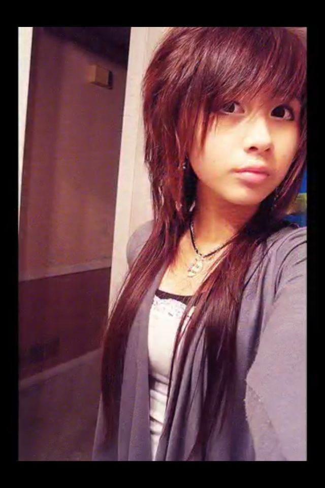 Best Cool Haircuts Images On Pinterest Visual Kei Haircuts - Hairstyle asian mullet