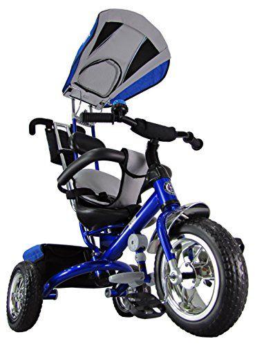 Kiddo 2015 Smart Design 4 In 1 Childrens Tricycle Kids