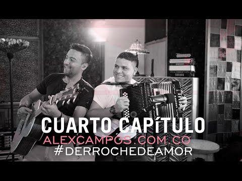 Capítulo 4: making off- Derroche de amor #AlexCampos. - YouTube