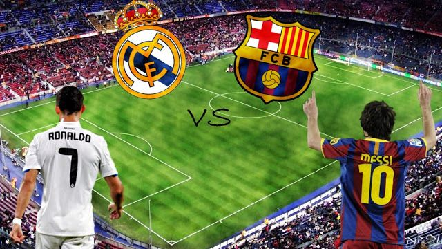 Watch Real Madrid VS Barcelona Match Live by Downloading a Small App