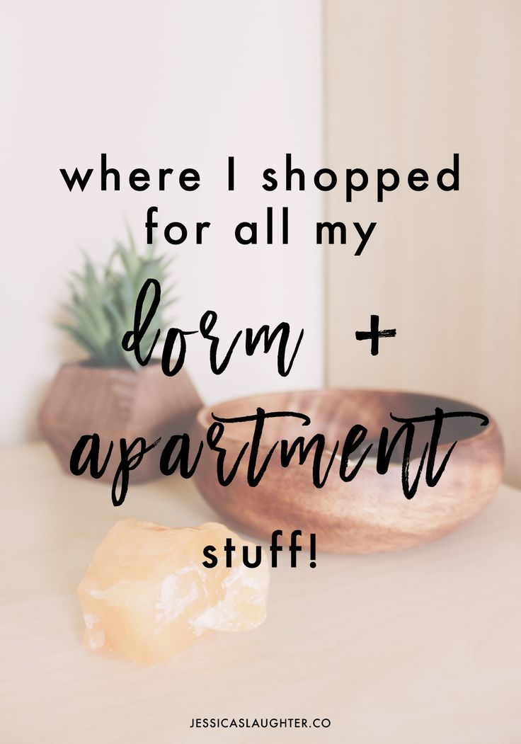 I'm not gonna lie, I'm kind of missing the thrill of dorm shopping right now! I'm living in the same apartment as I did last year, so I can't really justify buying a new duvet and stocking up on tons of decor when my room is already fully decorated I want to throw it… Read More