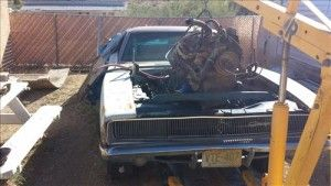 Drop 360 engine into 68 Dodge Charger