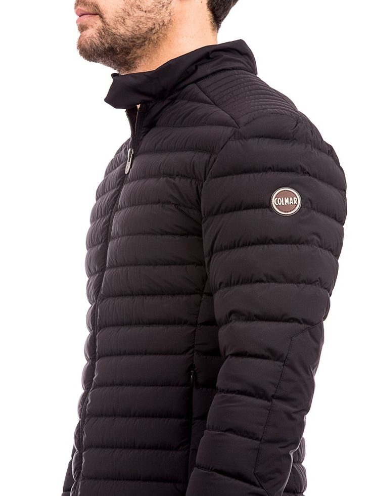 Colmar Originals - light down jacket - waterproof textile - made in Italy - ZO ET LO EASY SHOPPING WORLDWIDE EXPRESS SHIPPING