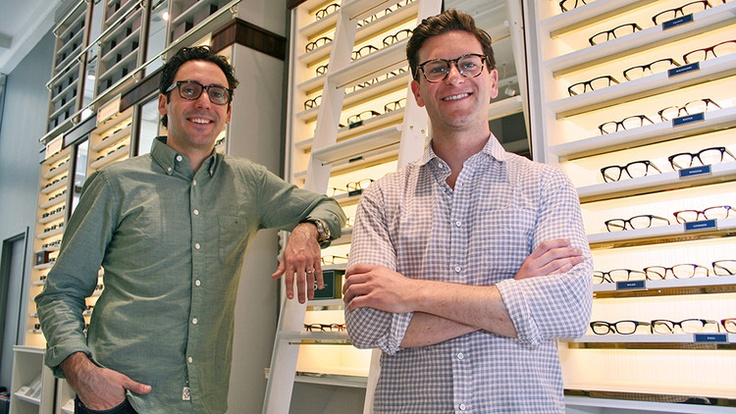 Take A Look Inside Warby Parker's New NYC Flagship Store