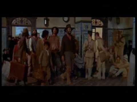 Secuencias de la película Agáchate maldito ( Giù la testa) rodadas en Almería y Guadix en 1971.