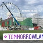 SPOILER ALERT: Tomorrowland 2017s Extravagant Stages Begin to Take Shape [PHOTOS]