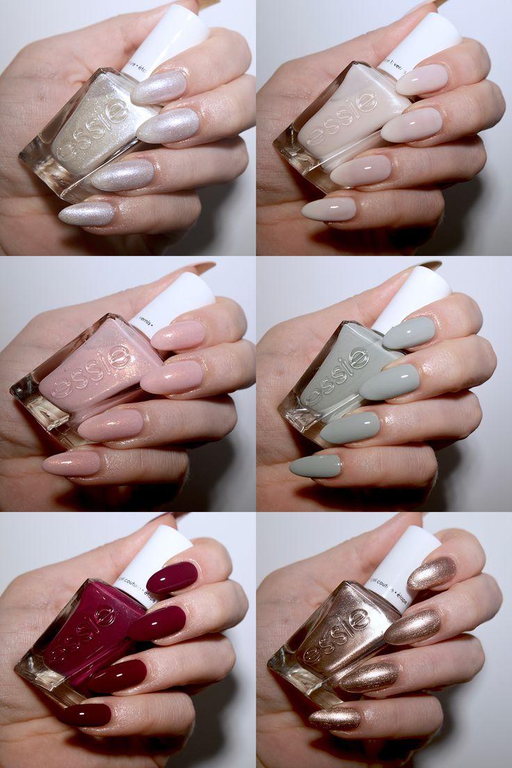 12 best essie gel images on Pinterest | Nail polish, Essie gel ...