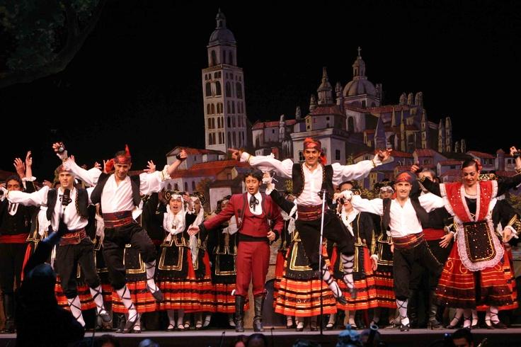 Ópera al Parque 2004 - Plaza de Toros La Santa María