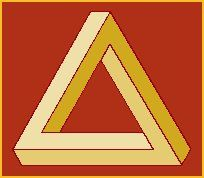 driehoeks compositie