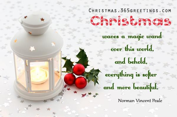 Christmas Quotes and Sayings | Christmas Celebrations