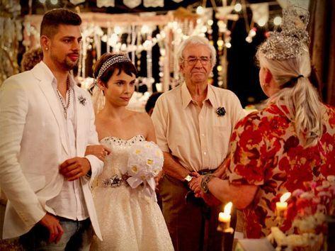 TUDO PRA SUA FESTA: Casamento de Nina e Jorginho Novela Avenida Brasil