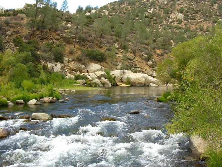 kern river.