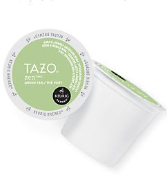 A harmonious blend of green tea with lemongrass & spearmint. Tazo Zen Tea is prepared in a way that maintains the natural health benefits, color and taste.