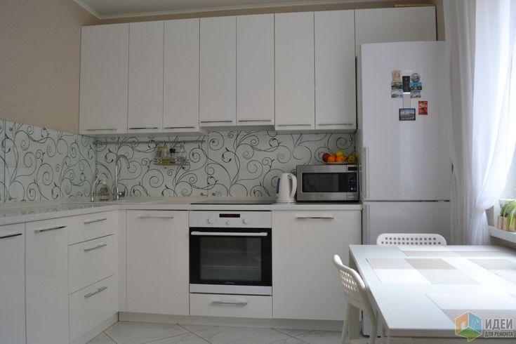 С окончанием ремонта нас. Моя обновленная кухня.