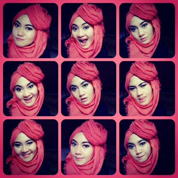 Hijab kreasi