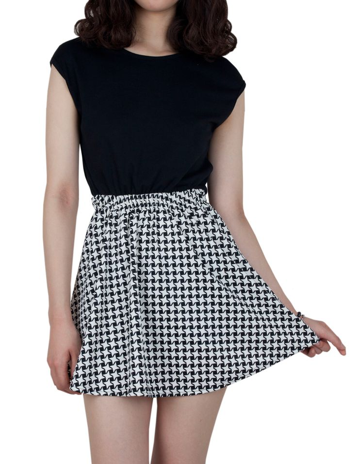 PorStyle Women Contrast Cute Flare Scoop Dresses $29.99 http://porstyle.com/  http://www.amazon.com/PorStyle-Women-Contrast-Flare-Dresses/dp/B00E53LZAC/ref=sr_1_23?s=apparel=UTF8=1375064626=1-23=porstyle