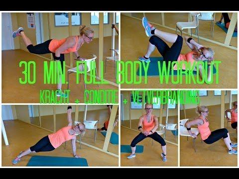12 min Cardio Workout - Vetverbranding en Conditie - YouTube