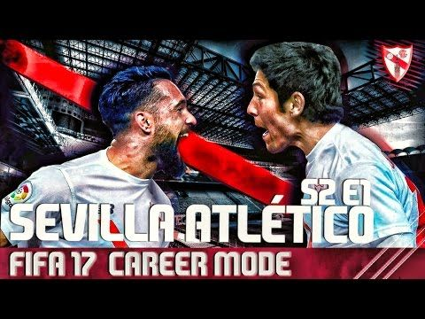 Fifa 17 | Sevilla Atlético Career Mode #4 Season Finale