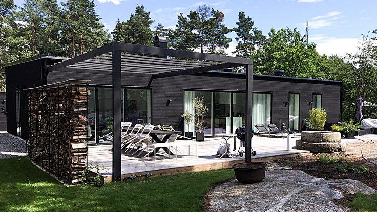 Pergola Intressanta Hus | Ovanliga hus till vanliga priser