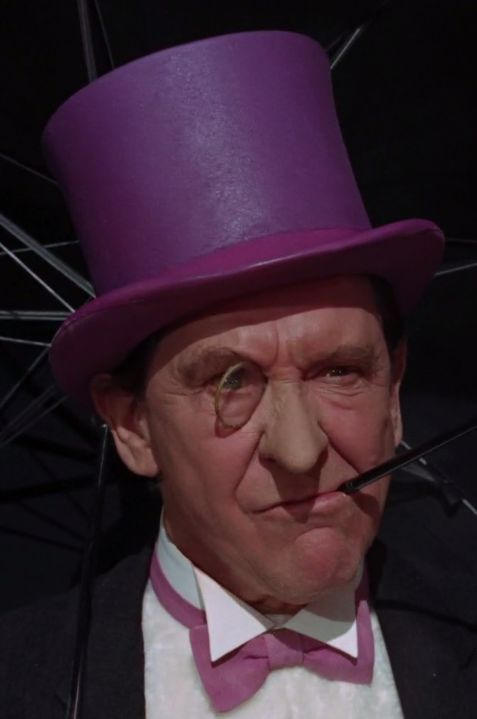 Batman, Penguin's Clean Sweep Episode aired 25 January 1968 Season 3 | Episode 20, Burgess Meredith . The Penguin