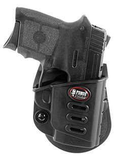 Fobus USA E2 Series Paddle Holster - Paddle Holster - S&W BODYGUARD