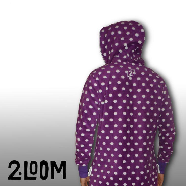Design | mor & beyaz noktalı 159.00TL Jumpsuit