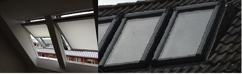 ROTO ERA schuine dak-uitbouw het alternatief voor en dakkapel