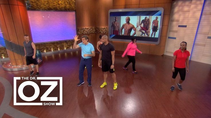 Dr. Oz puts Shaun T's quick new workout to the test! You'll be feeling a total-body burn in just five minutes.