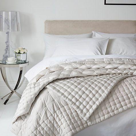 Buy John Lewis Boutique Hotel Silk Bedspread Online at johnlewis.com