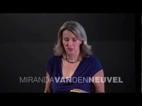TEDxLuxembourgCity - Miranda van den Heuvel - Fail To Succeed