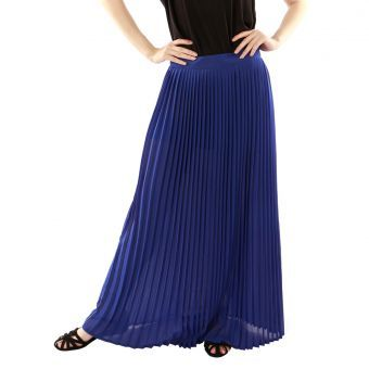 Falda Le minuit Penny-Azul #skirt #summer #leminuit #liniofashionco #summer #verano #fashion #moda #loveit #cool #color #blue