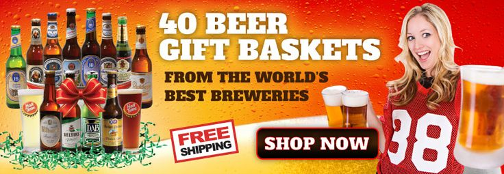 HALFTIME - Beer Baskets, Beer Gifts, Beer Clubs, EVERYTHING BEER! We enjoy helping our guests select the perfect beers for any occasion; be it a party, beer tasting, food pairing, gift, or any other situation that calls for a beer. ORDER BEER BASKETS online or a BEER MONEY GIFT eCard!