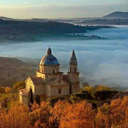 San Biagio a Montepulciano Montepulciano ....la perla del cinquecento....