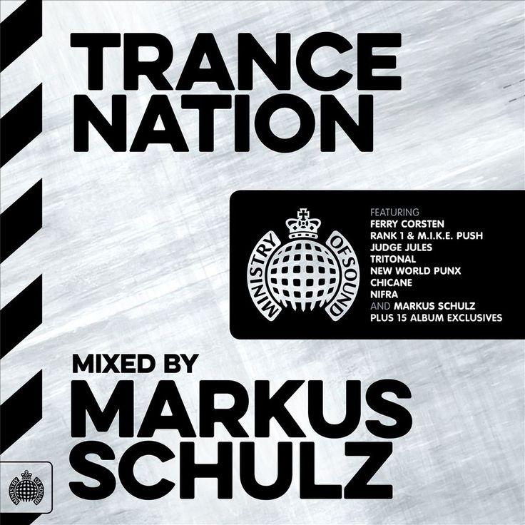 Markus Schulz - Ministry of Sound: Trance Nation (CD)