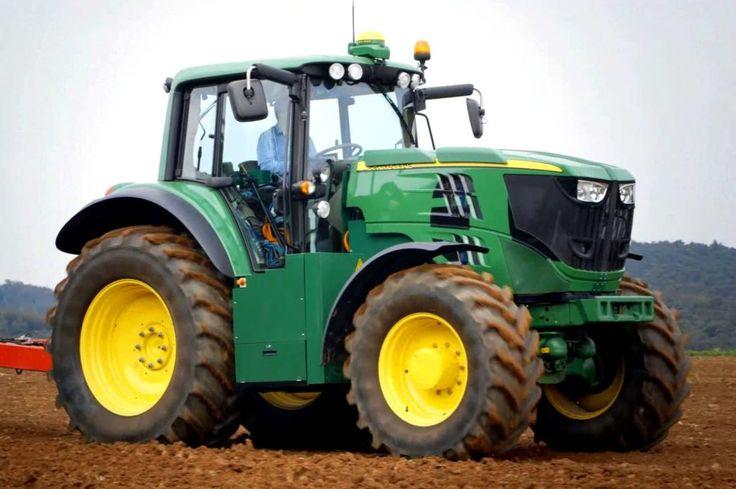 John Deere Previews Massive Electric Farm Tractor | autoTRADER.ca