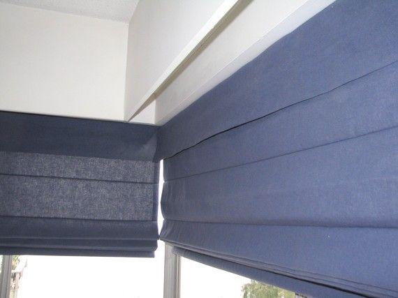 Custom Order  Organic Classic Roman Blind Window by nikkidesigns, $189.00