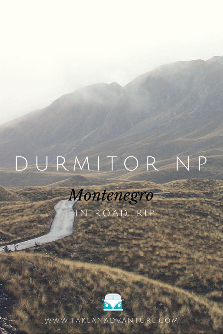 Der Durmitor Nationalpark in Montenegro - ein Roadtrip. Mit Tipps, meinen Highlights, Outdoor und Camping.